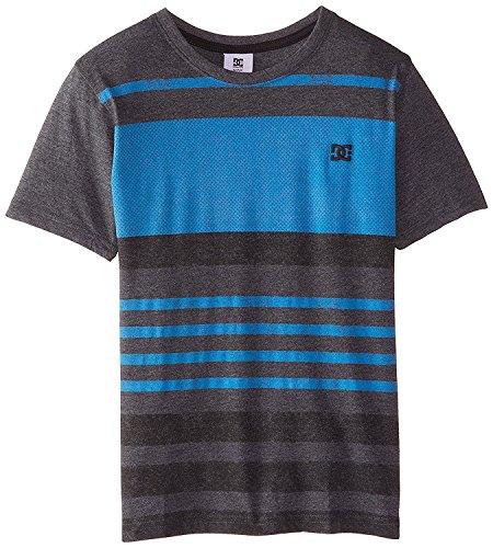 DC Shoes Baby-Boys Dc Shoes Mesa Crew - 7 - Black Castlerock - Heather - Outlet Castlerock