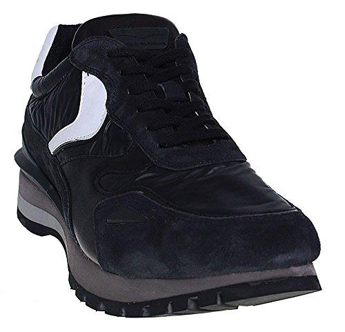 Voile Blanche | Uwe | Sneaker - schwarz Schwarz