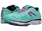 Newton Running Women's Motion VI Turquoise/Lavender 5 B US B (M)