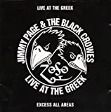 Live At The Greek Excess All Areas