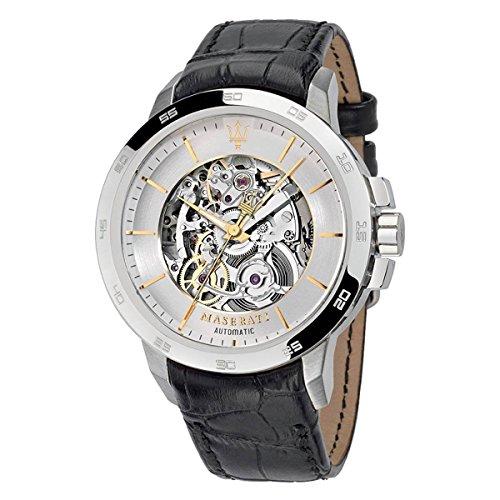 Maserati ingegno R8821119002 Mens Automatic-self-Wind Watch