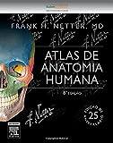 capa de Netter - Atlas de Anatomia Humana 6ª Edição