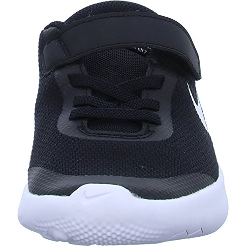 Para Flex Running De Rn 7 black psv white Niños Nike white Experience Zapatillas 001 Negro g0qRxq8n
