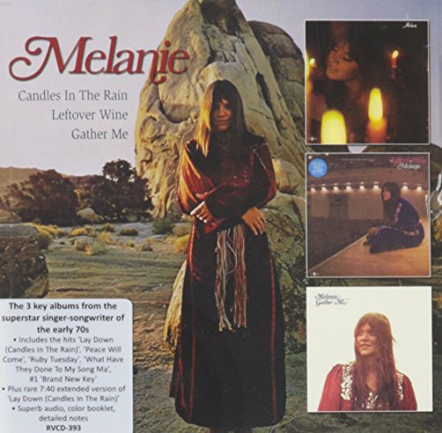 Melanie - Candles In The Rain  Leftover - Zortam Music