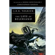 Lays Of Beleriand Hme 3