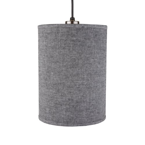 Outdoor Pendant Meridian (Lights Up! RS-9200BN-PEN Meridian Small Pendant Light, Brushed Nickel Finish)