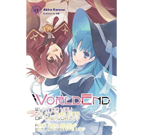 Amazon Com Worldend What Do You Do At The End Of The World Are You Busy Will You Save Us Ex Worldend What Do You Do At The End Of The World Are
