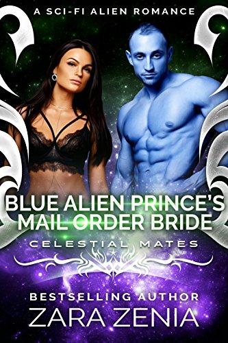 Blue Alien Prince