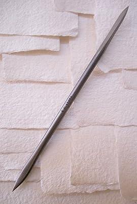 Steel Etching Scraper and Burnisher Combination