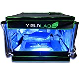 "Yield Lab 32"" x 32"" x 24"" Grow Tent with Viewing"