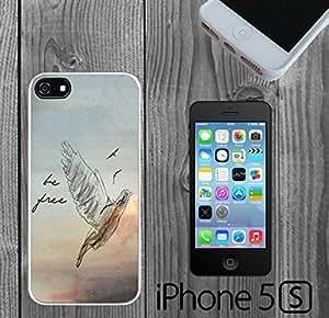 Be Free Bird Retro Vintage Custom made Case/Cover/Skin Case For Sam Sung Galaxy S4 I9500 Cover