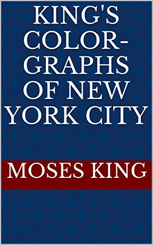 KING'S  COLOR-GRAPHS of NEW YORK - Brooklyn Macys