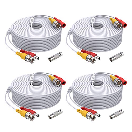 ANNKE (4) 150 Feet Video Power Cable