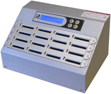 U-Reach Cf916 Compact Flash 1:15 Duplicator External Data Storage CompactFlash Cards