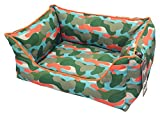 Best Orvis Memory Foam Dog Beds - French Bull Cuddler Style Bed, GI Jane Review