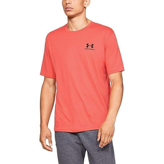 6fe9779102 Under Armour Men's Sportstyle Left Chest T-Shirt