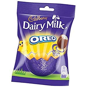 Original Cadbury Dairy Milk Oreo Mini Eggs Bag Imported From The UK England