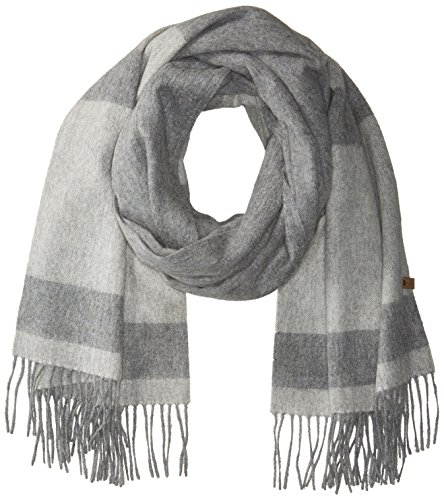 Mackage Women's Lazio Scarf, light grey/mineral, One Size by Mackage