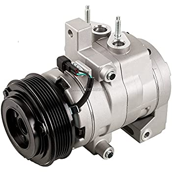 AC Compressor & A/C Clutch For Ford F-150 2011 2012 2013 2014 - BuyAutoParts 60-03217NA New