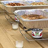 Sterno Chafing Dish Wire Rack, Silver