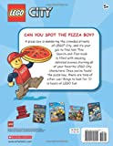 LEGO City: Wheres the Pizza Boy?