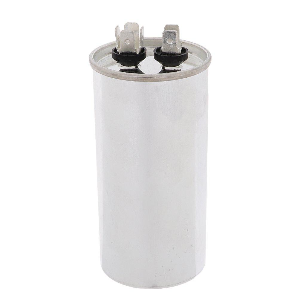 MagiDeal CBB65 AC 450V 50 60HZ Compresor de Arranque de Motor Condensador de Aire Compresor - 90VF: Amazon.es: Bricolaje y herramientas