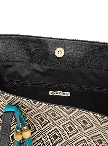 Roxy Fine Day Shoulder Bag,True Black,One Size