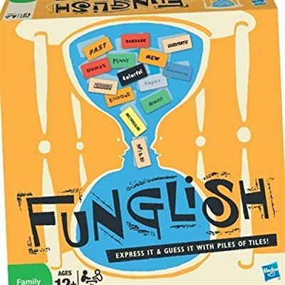 Funglish [parallel import goods] : Toys & Games