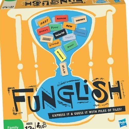 Funglish the Word-guessing Game