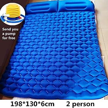 dongwenchao1104 Colchón Hinchable Tienda De Campaña ...