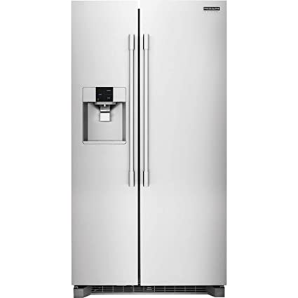 Amazon.com: Frigidaire profesional acero inoxidable Nevera ...