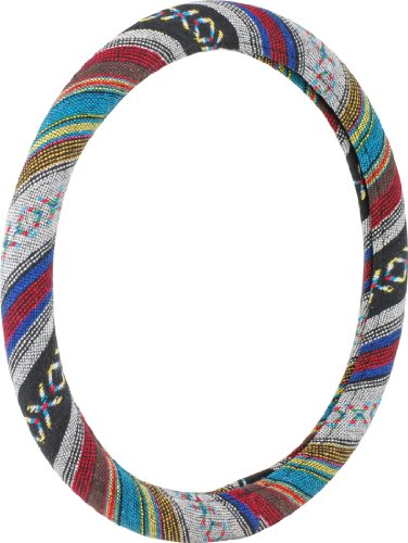 Bell Automotive 22-1-53212-1 Universal Baja Blanket Steering Wheel Cover