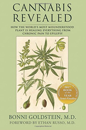 Book Cover: Cannabis Revealed: How the world's most misunderstood plant is healing everything from chronic pain to epilepsy