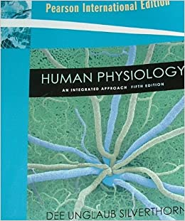 Human physiology an integrated approach dee unglaub silverthorn human physiology an integrated approach dee unglaub silverthorn 9780321600615 amazon books fandeluxe Images