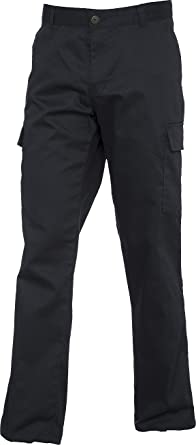 c41e8db4333 Uneek UC905 Womens Ladies Workwear Cargo Trousers Pants Size 8-20   Amazon.co.uk  Clothing