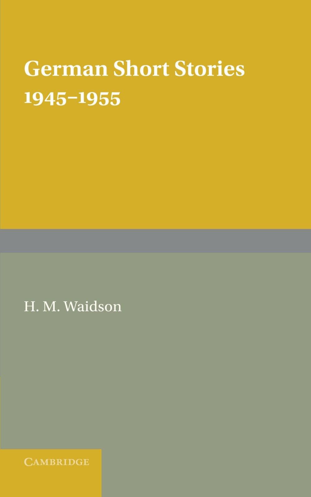 german-short-stories-1945-1955