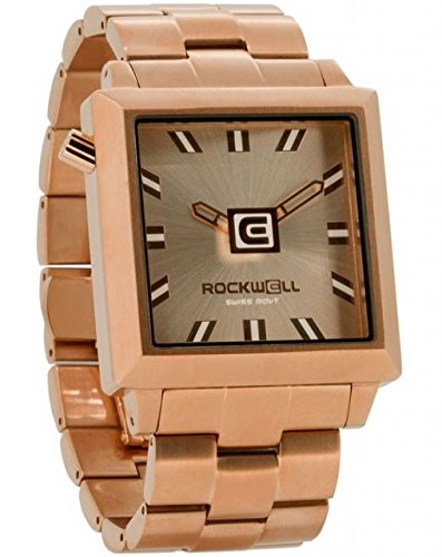 Rockwell Time 40mm 2 Watch, Rose Gold by Rockwell Time