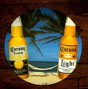 Corona 18 In Round Bar Mat