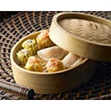 Phillips Steamed Dim Sum Trio Assortment - 72 per case.