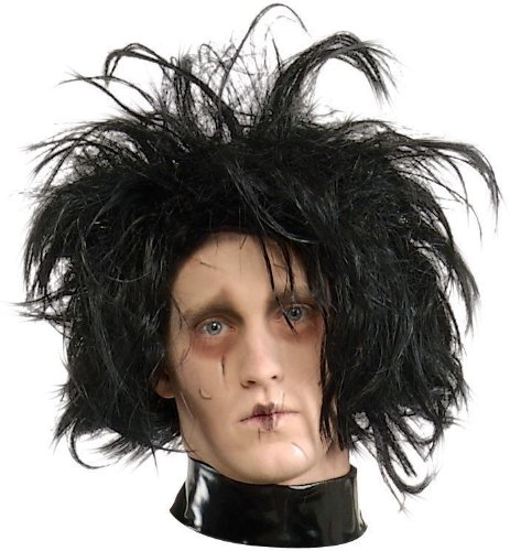 Edward Scissorhands Wig]()