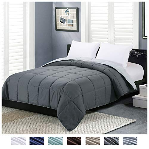 Homelike Moment Reversible Lightweight Comforter