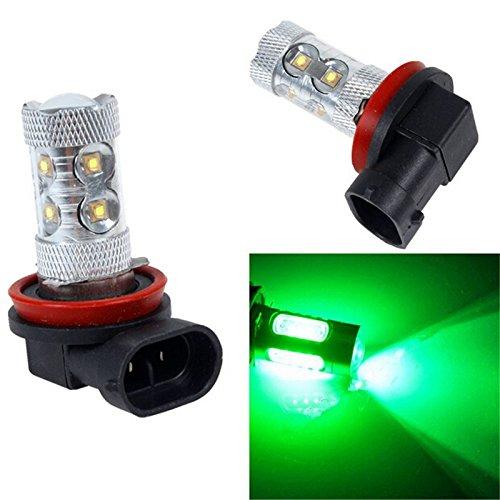 green led fog lights h11 - 5