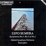 Lepo Sumera: Symphonies Nos.1-3
