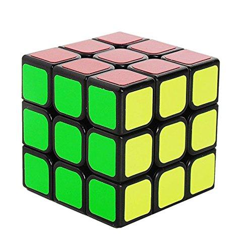 GoodCube QiYi Sail 3x3 Magic cube MoFangGe MFG Speed cube - Black