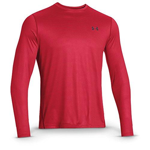 Under armour men 39 s ua tech long sleeve t shirt buy for Yellow under armour long sleeve shirt