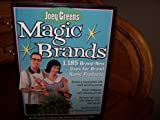 Joey Green's Magic Brands : Brand New Uses for Brand Name Products, Green, Joey, 1579544525