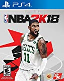 Toys : Nba 2K18 Standard Edition - PlayStation 4
