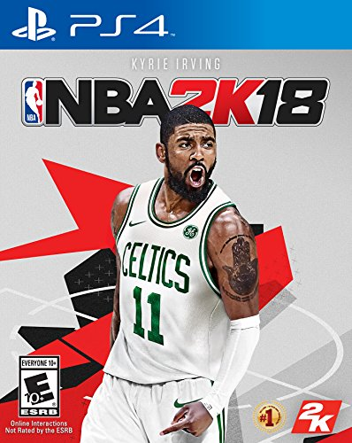 (Nba 2K18 Standard Edition - PlayStation 4)