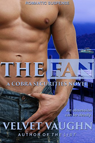 Jade Velvet - The Fan (COBRA Securities Book 2)