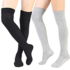 Soft,elastic,durable and high quality!Super cute with shorts and miniskirts. You can wear them in sneakers,boots,Oxford shoes and etc.Not only good-looking but will also keep you warm.Recommend it to every ladies.